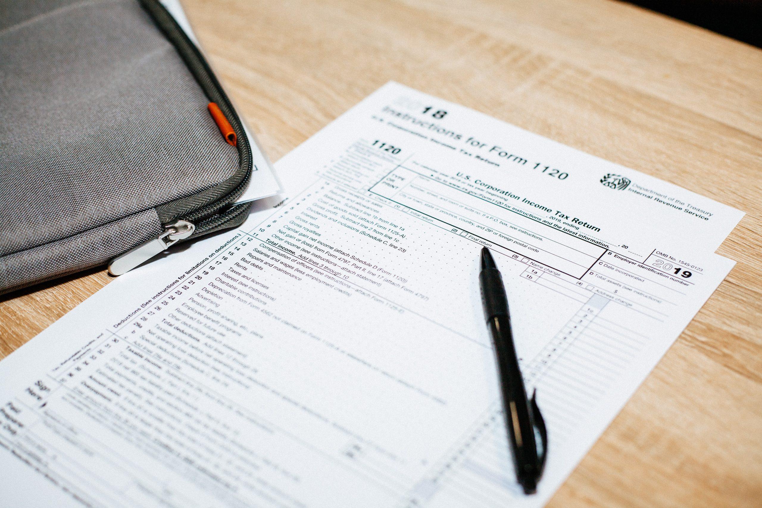 Virtual Tax Preparation Course Deposit